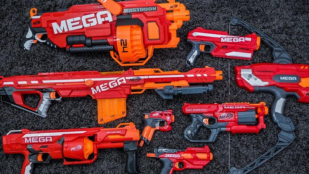 Best Nerf Guns 2019 pressor