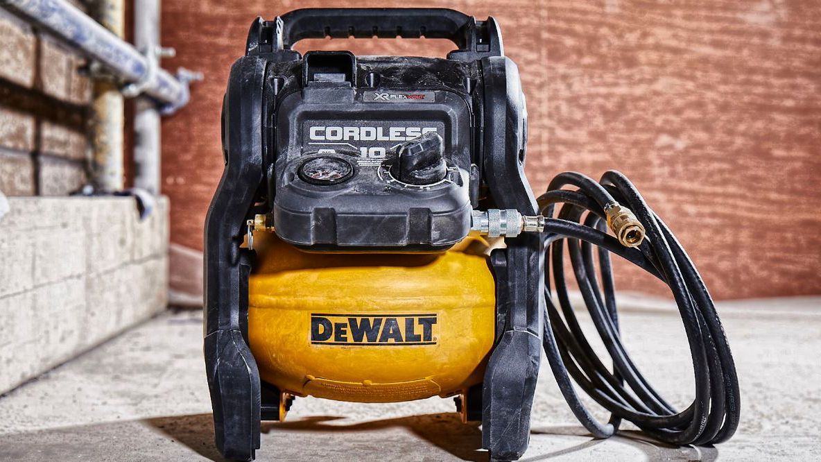 Best Air Compressor (Portable)— Best Reviewed (September