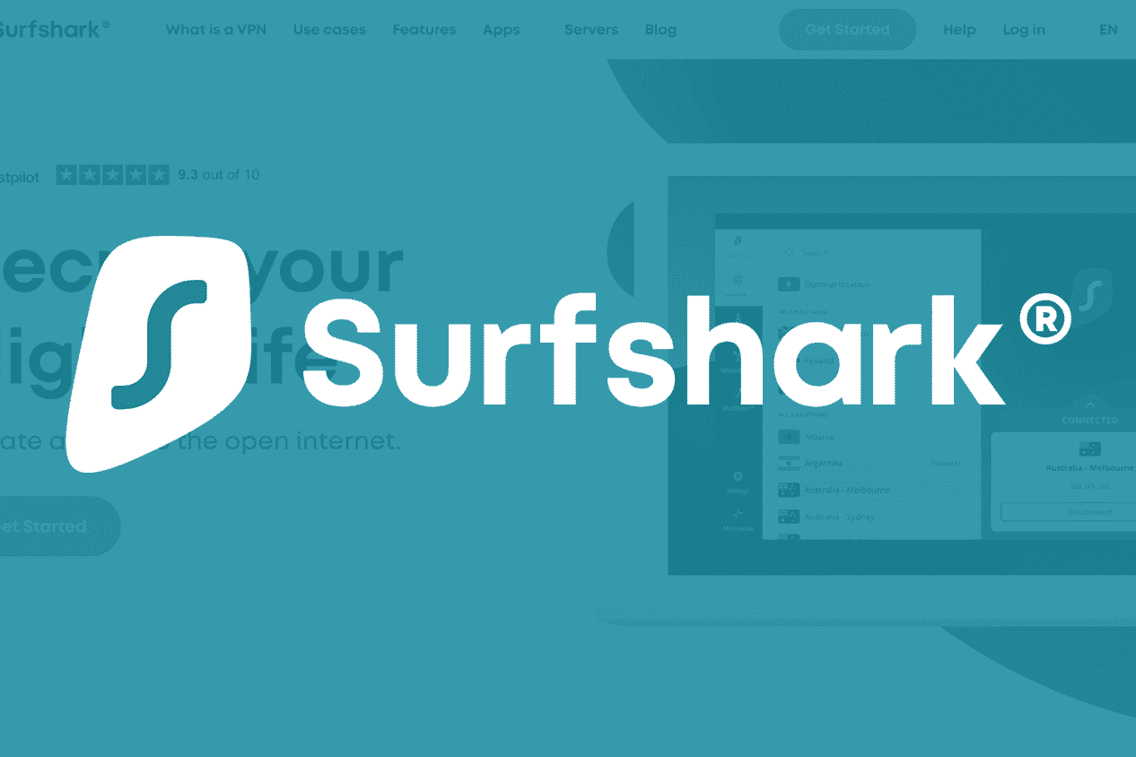 Surfshark-feature